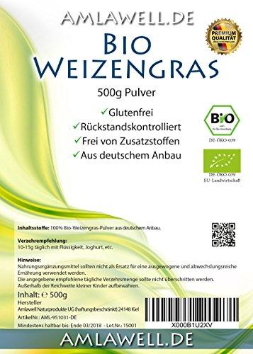 bio weizengraspulver