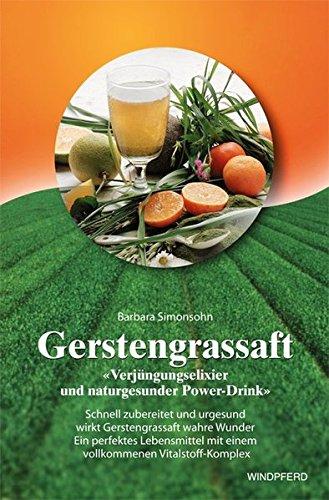 Gerstengrassaft Power-Drink - 1