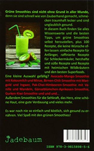grüne säfte rezepte
