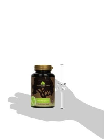 bio weizengraskapseln