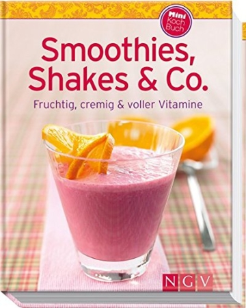 smoothie mini kochbuch