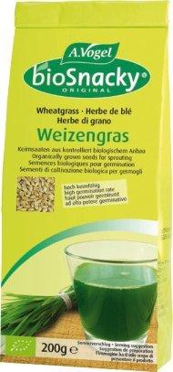 Weizengras(Keimsaat) – 1er Pack (1 x 200g) – BIO - 1