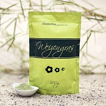 Weizengraspulver 500g - 1